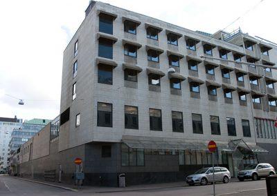 Nybyggnad förskola Runskriftsgatan, Lokalförvaltningen