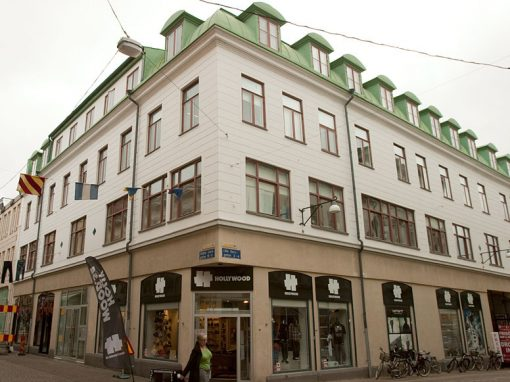 Ombyggnad Södra Larmgatan, Wallenstam