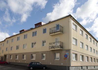 Totalrenovering kvarteret Brunkebergsgatan 10 och Lundgatan 15, Jacobsson Fastigheter