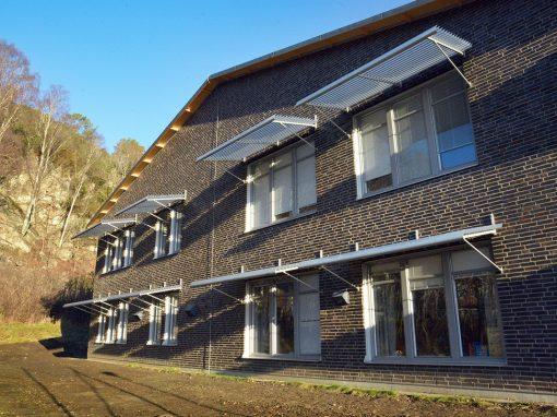 Hallenskolan – Tillbyggnad av skola