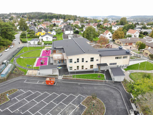 Kullegården – Nybyggnation av förskola
