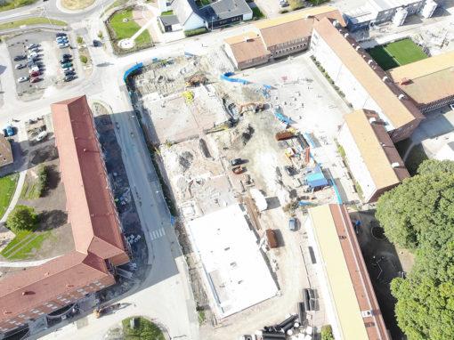 Toleredsskolan – Nybyggnad av skola